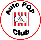 Join Kay's Kettle Corn Auto Pop Club