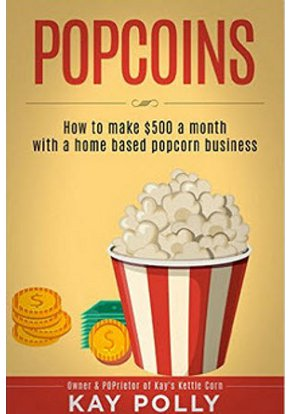 Popcoins: make $500 a month with popcorn